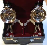 Ungarische Lampen im Koffer