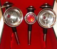 Lampenkofferset Größe Cop