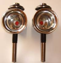 Paar Kutschlampen